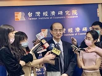 再創十年新紀錄 台經院上修今年台灣GDP至5.03%