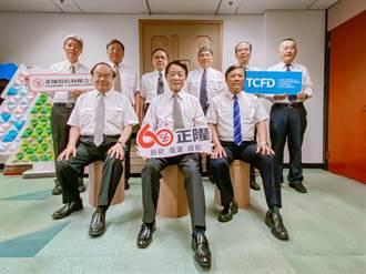 正隆簽署支持TCFD 投資200億打造低碳綠能紙業