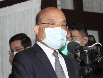 牛結節疹疫苗昨運抵台 蘇貞昌:一周內全國16萬頭牛全面接種