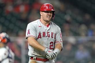 MLB》伸肘製造觸身球?天使神鱒賽後澄清
