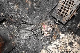北市火災以菸蒂釀禍最大宗 2名長者不幸罹難