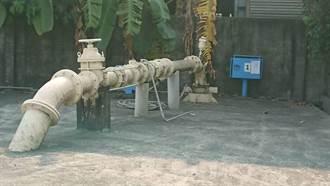 議員憂心還有三氯乙烯汙染 台水公司:新開鑿抗旱井確保用水安全