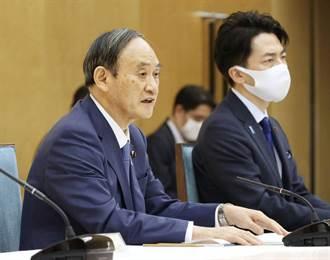 第3度宣布 日宣布東京等地進入新冠疫情緊急狀態