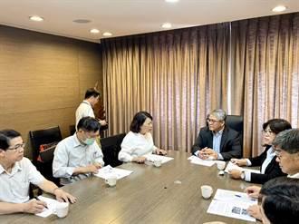 黃敏惠偕王美惠爭取中央補助 嘉市社會住宅提前於8月發包