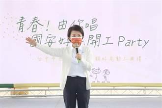 社宅成龍燕大戰延長賽 盧秀燕:力拚4年5000戶