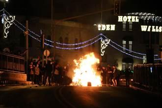 東耶路撒冷以巴民眾爆衝突 釀120多傷