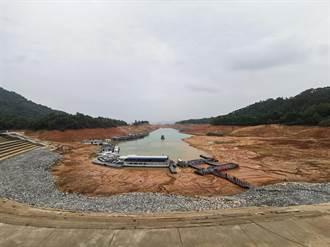大陸南方數省乾旱持續 水庫河流見底 近百萬農民飲水困難