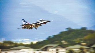 前國防部長馮世寬 對測評充滿信心!勇鷹號台東試飛 軍事迷守候志航基地