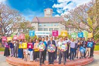 世界大學影響力排名 朝陽科大上榜