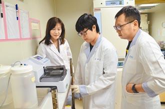 長庚大學新冠抗體試劑 可望量產