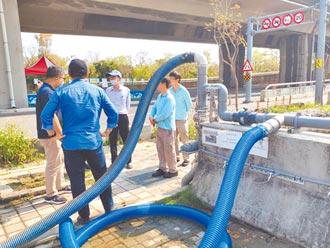 台南6座回收水站 使用量僅2成