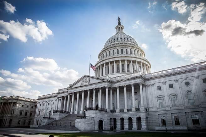 美國聯邦眾議院。(達志影像/shutterstock提供)