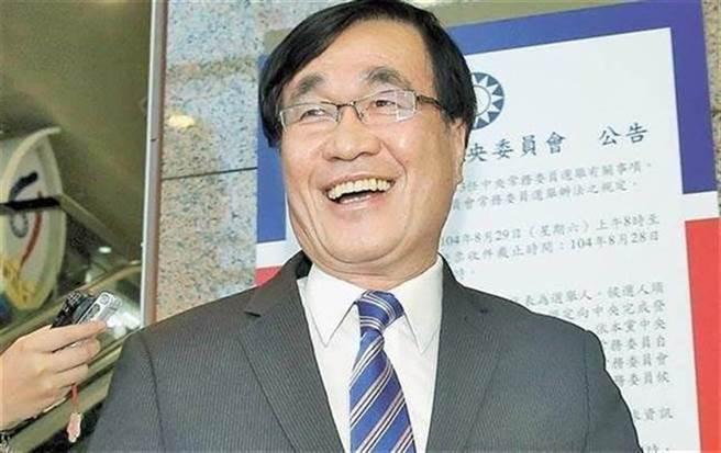 高雄市前副市长李四川。(图/本报资料照片)