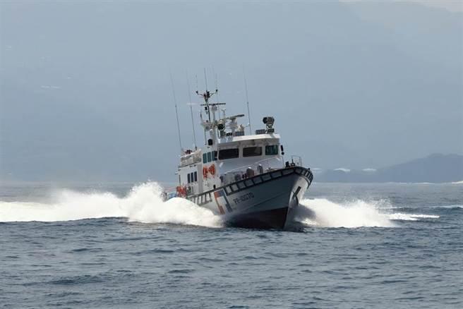 基隆海巡隊疑核銷不實單據詐領公, 調查局搜索基隆海巡隊帶回8人。(中時資料庫)