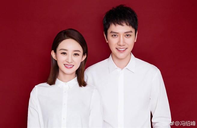 馮紹峰、趙麗穎拋震撼彈 3年前奉子成婚今宣布和平離婚