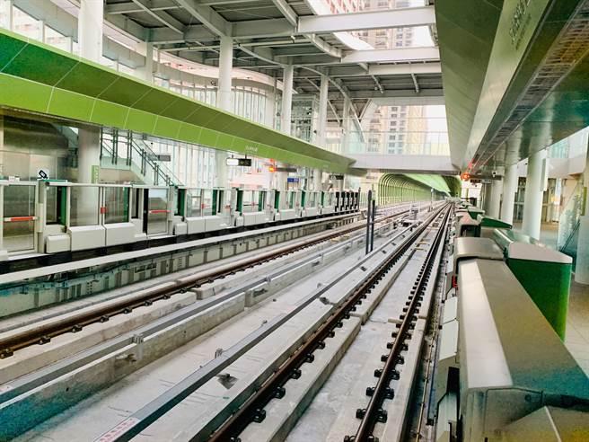 台中捷運25日通車 18站沿線美食景點多