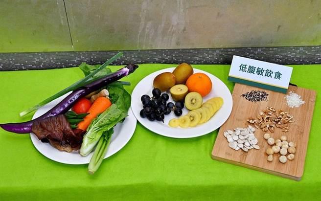 低腹敏飲食法可以緩解腸胃敏感造成的不適。(圖/台灣胃腸神經與蠕動學會、康健雜誌提供)