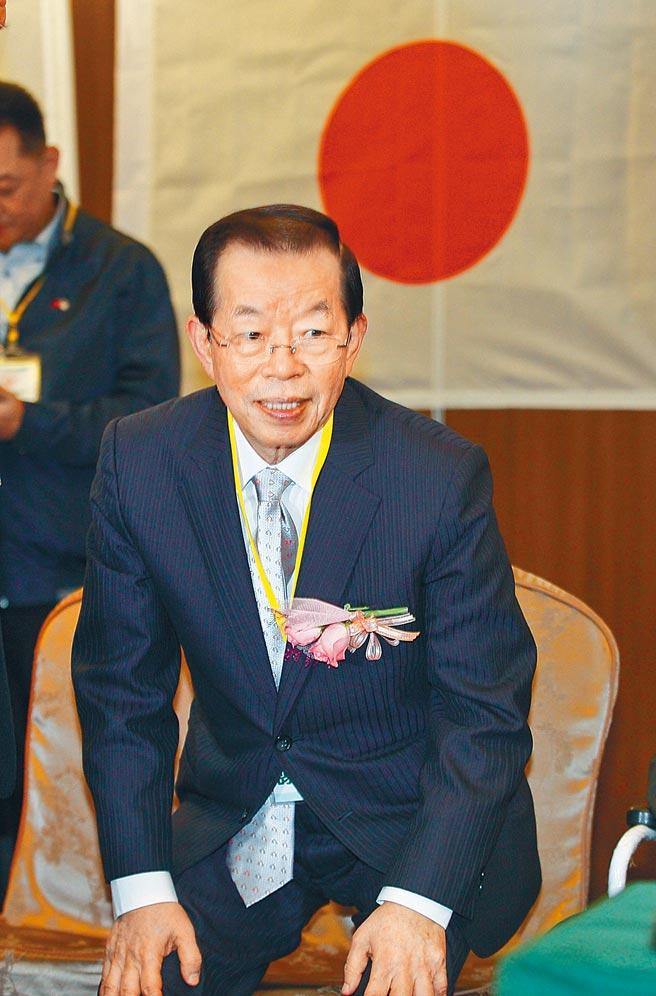 駐日代表謝長廷日前表達「台灣也有排放核廢水」,遭砲轟為「助」日代表。(資料照片)