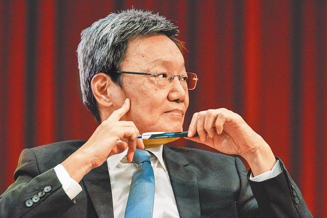 台北論壇基金會董事長、國安會前秘書長蘇起。(本報資料照片)