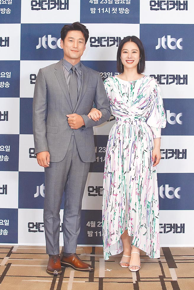 池珍熙(左)和金賢珠3度搭檔演出。(friDay影音提供)