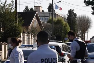 巴黎郊區警局爆割喉命案!女雇員身亡 凶嫌也中槍不治