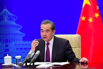 警告美國 王毅:打台灣牌非常危險 是在玩火