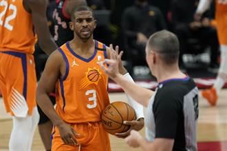 NBA》爆七六人曾積極招攬 保羅拒絕仍選太陽