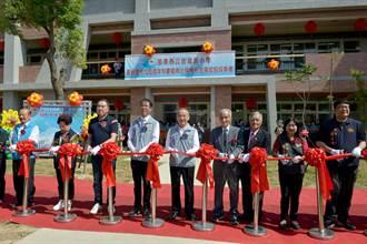 公館國小歡慶120歲校慶 新校舍落成啟用讓學習更安心