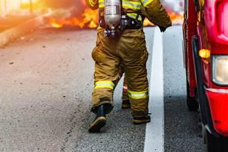 影》南韓大樓驚傳火警燒成著火火柴 至少1死18傷