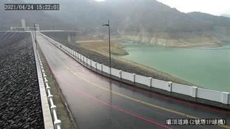 南部降雨再升級!4地區大雨特報 曾文水庫精準降雨畫面曝光