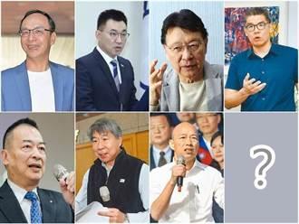 蓝营5大咖选党主席谁赢?高雄议员惊:他胜算不小