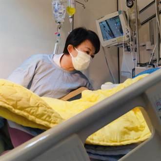探視柔道受傷昏迷男童 盧秀燕很痛心:我也是媽媽