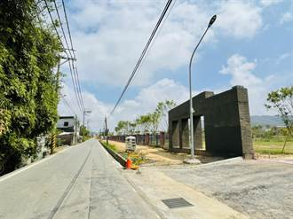 潭子聚興產業園區南側聯外道路 楊瓊瓔、賴朝國爭取闢建