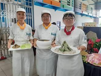 「首屆」土雞料理廚藝競賽 參賽者大顯身手