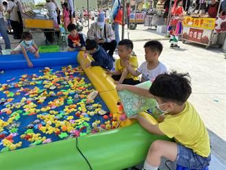 護國宮公益慈善園遊會 近千親子同樂
