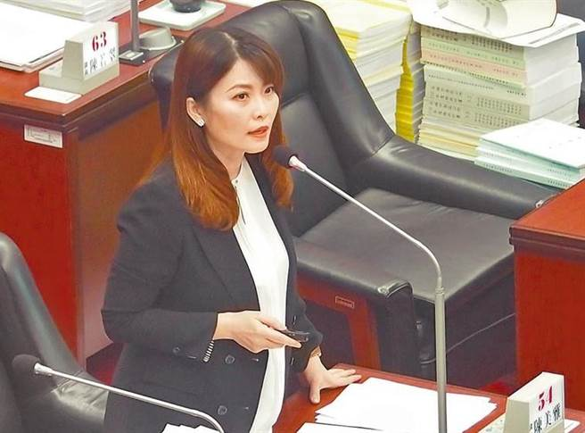 高雄巿議員陳美雅。(圖/本報資料照,曹明正攝)