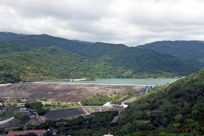 牡丹水庫目前有效蓄水量1129萬立方公尺,達42.59%,在全國水庫中名列前茅,水資源充足。(本報資料照)