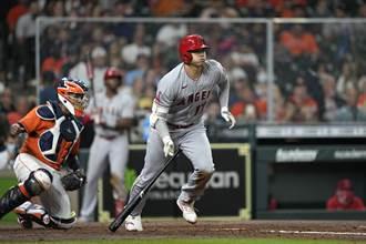 MLB》大谷「三刀流」出鞘 生涯首防左外野再敲陽春炮
