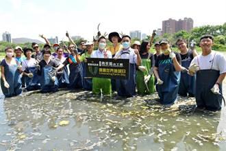 關懷社區生態永續發展 高市青年局志工「澤」無旁貸