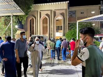 伊拉克醫院大火燒出民眾怒火 衛生部長遭停職