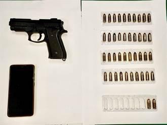 善化褓母槍殺案 自戕男租屋處再查出槍彈