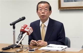 謝長廷緊咬台灣也排核廢水 比特王批:可以中斷薪水嗎?