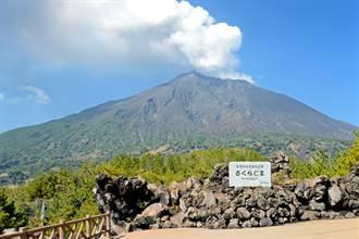 日櫻島火山噴發 碎屑流1.8公里創10年紀錄