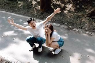 林逸欣宣布結婚 與7年男友修成正果「一起慢慢變老」