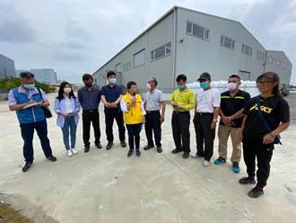 學甲爐碴案地下水汙染監測 地方要求監測井雨季前完成