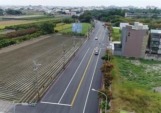 燙平馬路、清除灌排雜草 雲林縣5條縣道接受考評