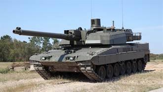 德國和英國一起討論「歐洲戰車」合作案