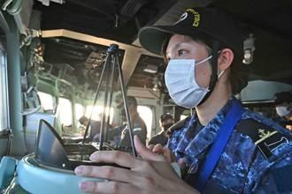 共同社:日對台海發生事態討論自衛隊法律運用