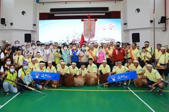 黃偉哲西港看藝陣表演  強調文化傳承與基礎建設要同時並進
