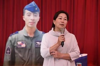 殉職飛官羅尚樺母校追思會 師哽咽:他是勇敢逐夢的好榜樣
